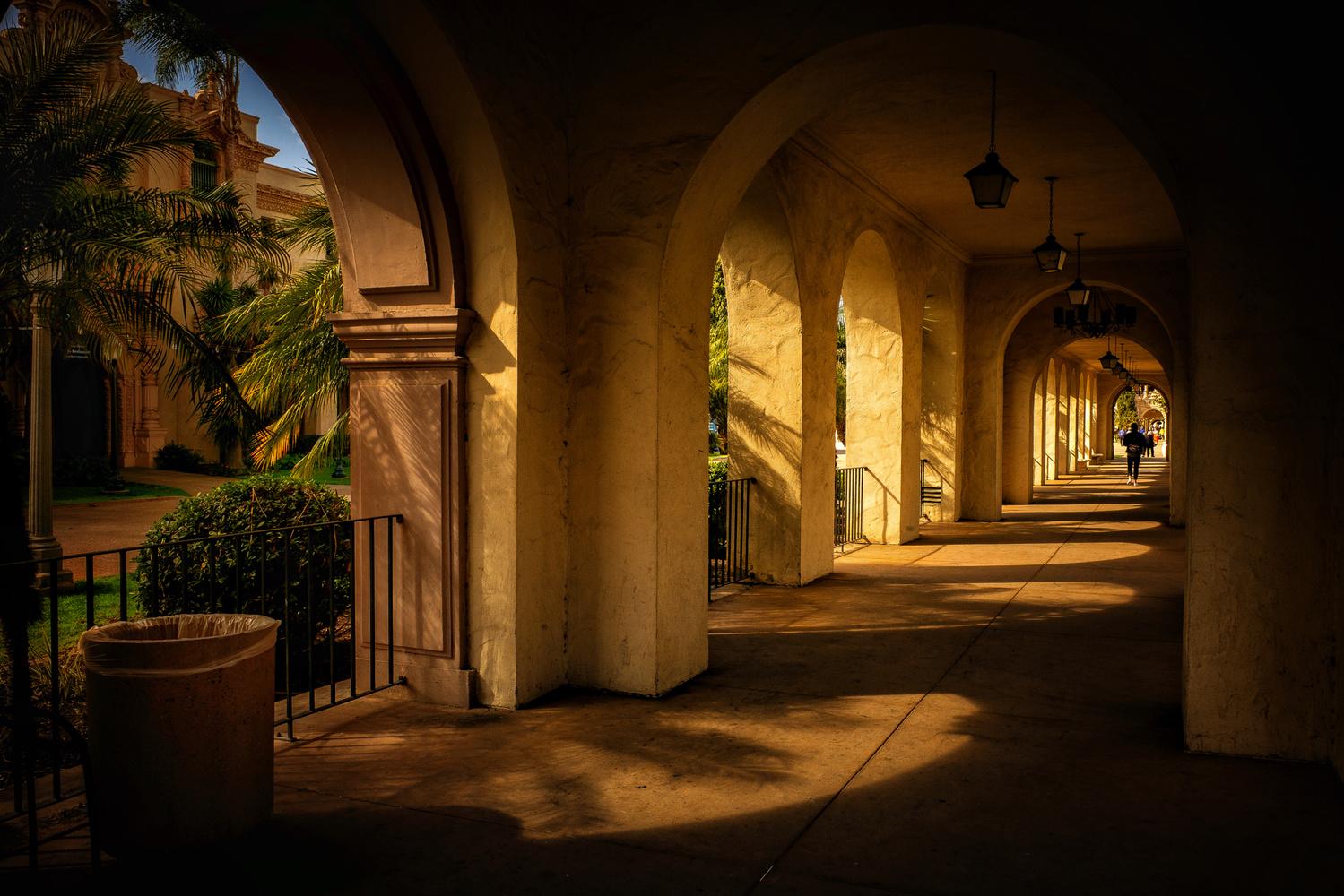 Balboa Park by Jonathan Hobbs