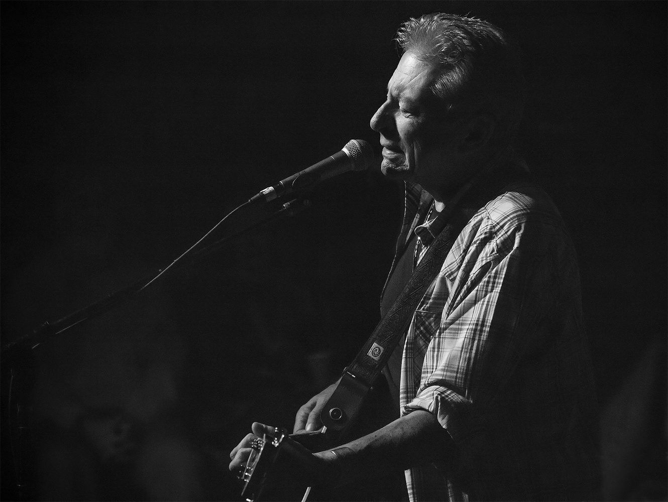 Joe Ely by Dieter Kaupp