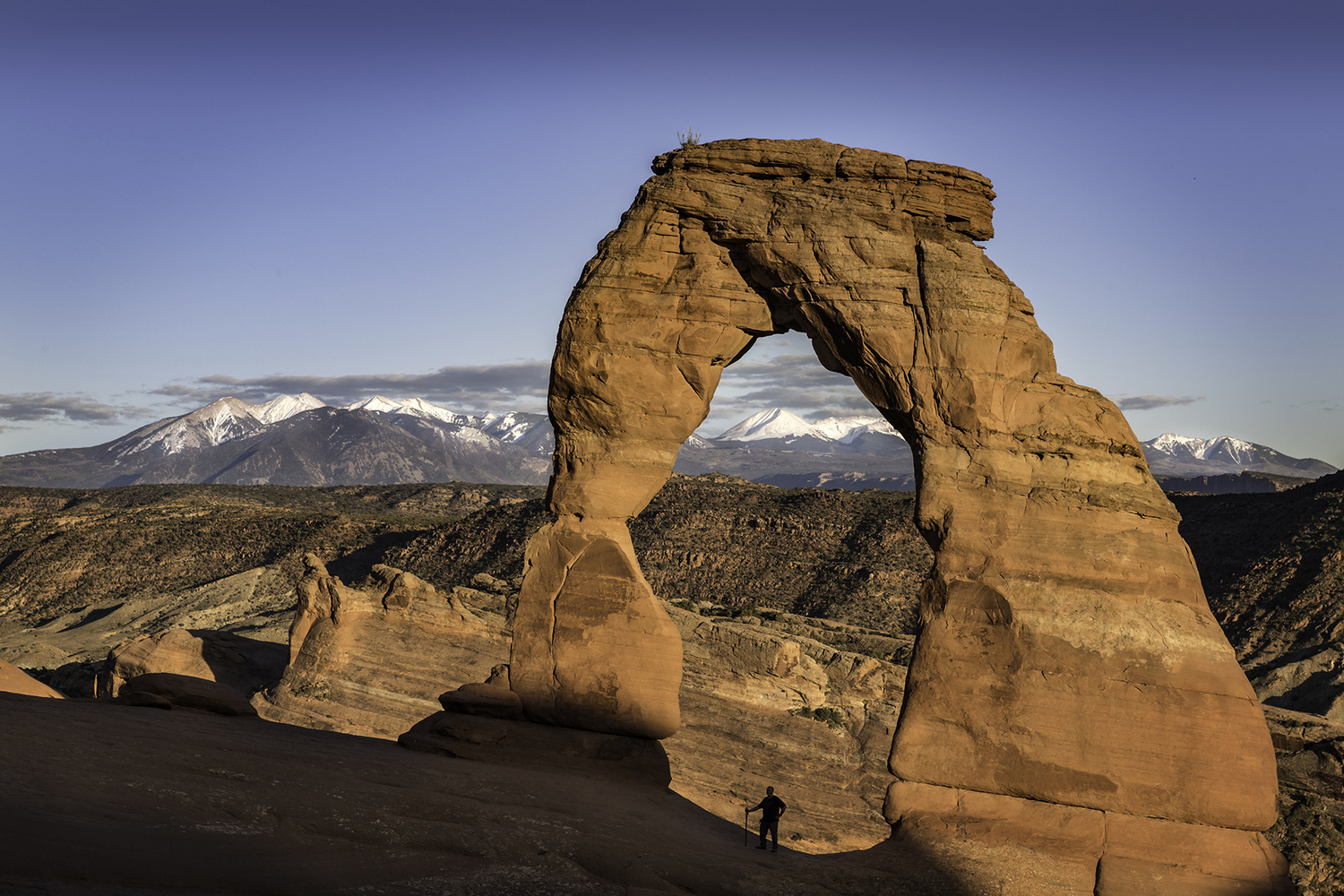 Delicate Arch by Dieter Kaupp