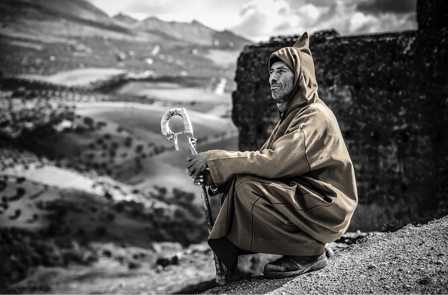 The Berber by Dieter Kaupp