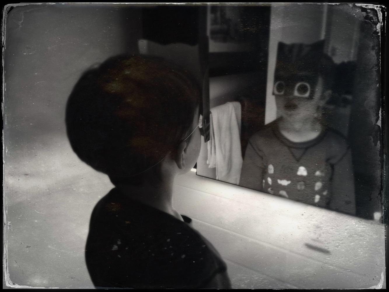Masked by Eliza McNally