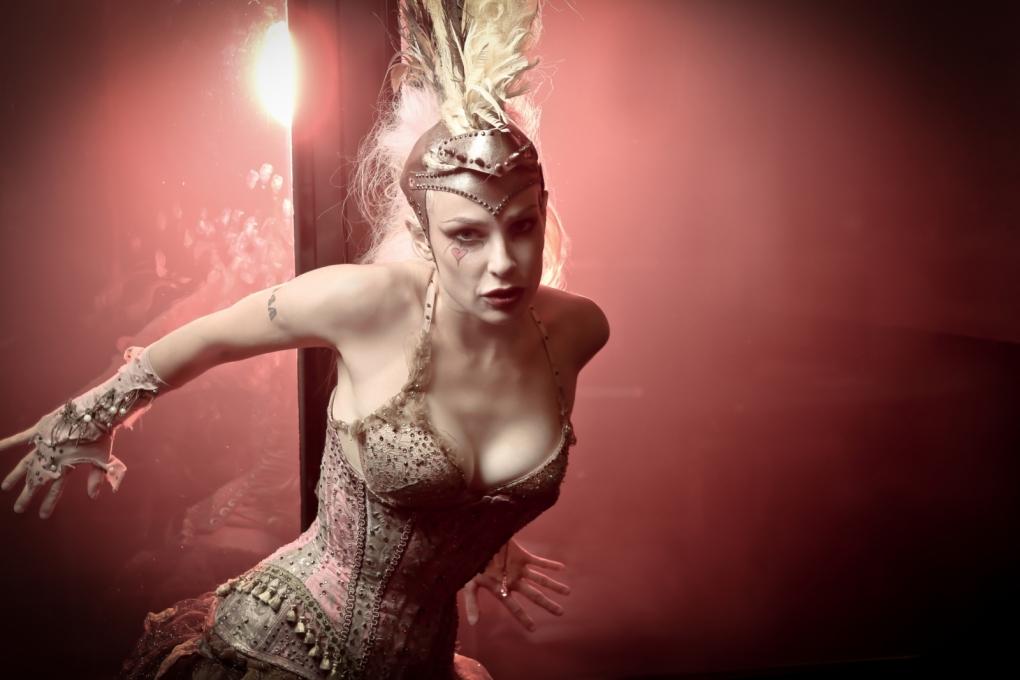 Emilie Autumn 2013 by Tim Tronckoe