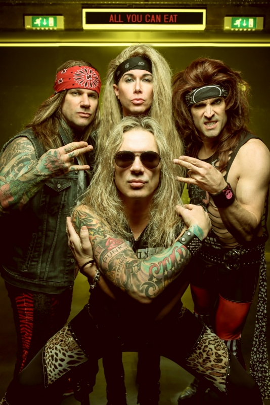 Steel Panther 2014 by Tim Tronckoe