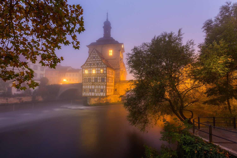 A foggy start / Bamberg, Germany by Jeroen Hribar