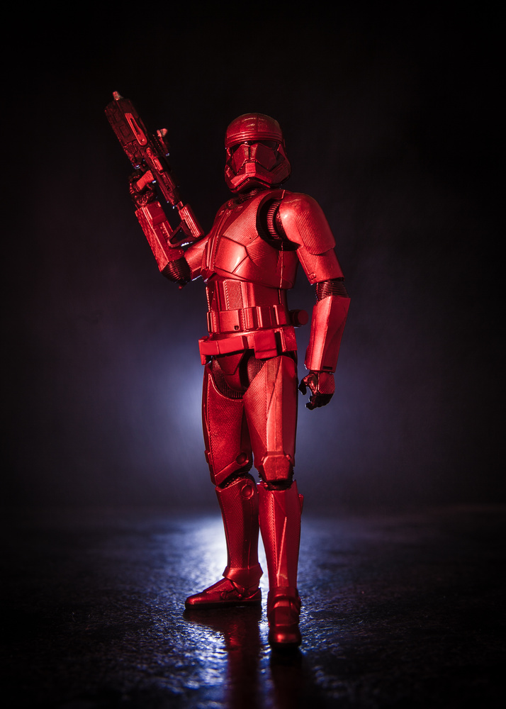 Sith Trooper by Phil Wrighton