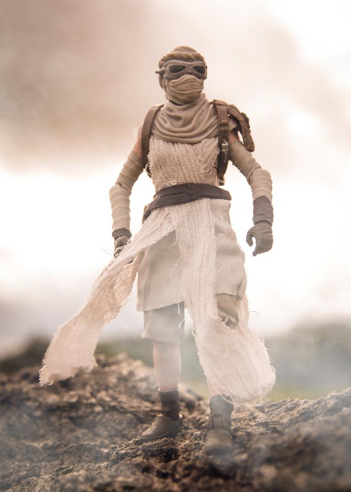 Rey by Phil Wrighton