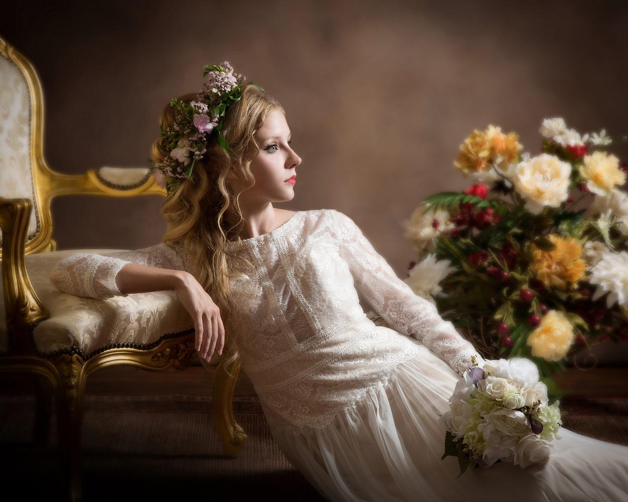 Bohemian Bride by Fran Willis