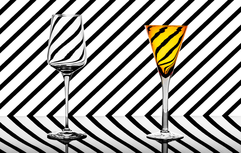 Zebra vs. Tiger by Joni Sipilä