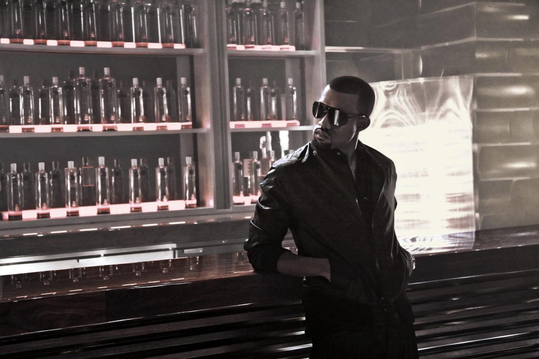 Kanye West by Walid Azami