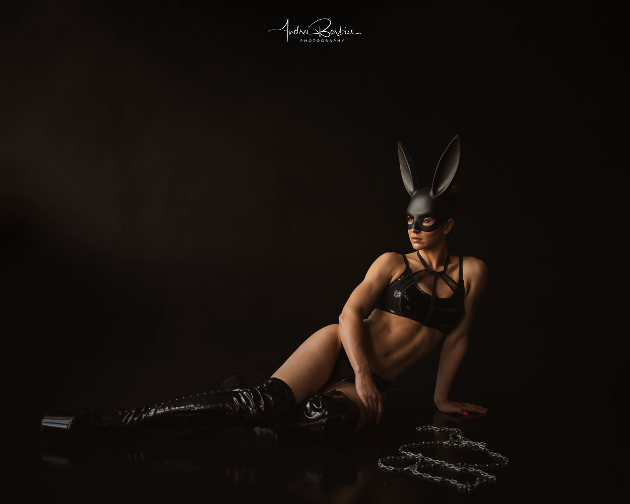 Bunny by Andrei Barbier