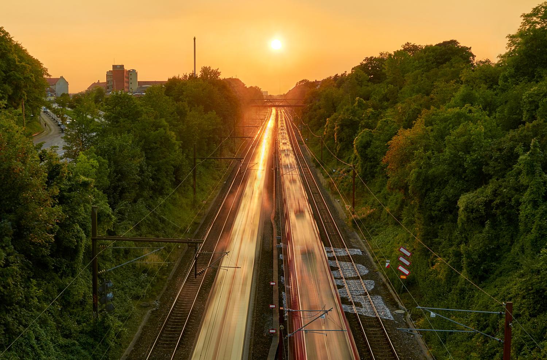 In to the sun by Giedrius Kunigiskis