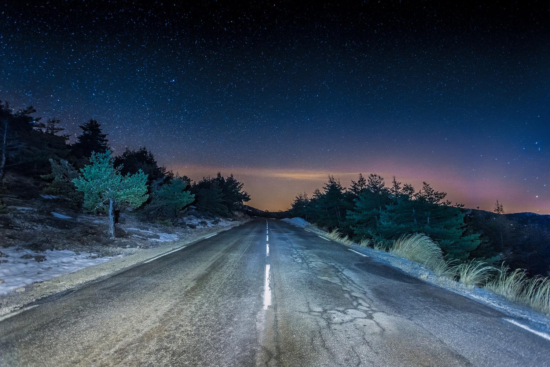 Alone in the dark by Denis Degioanni