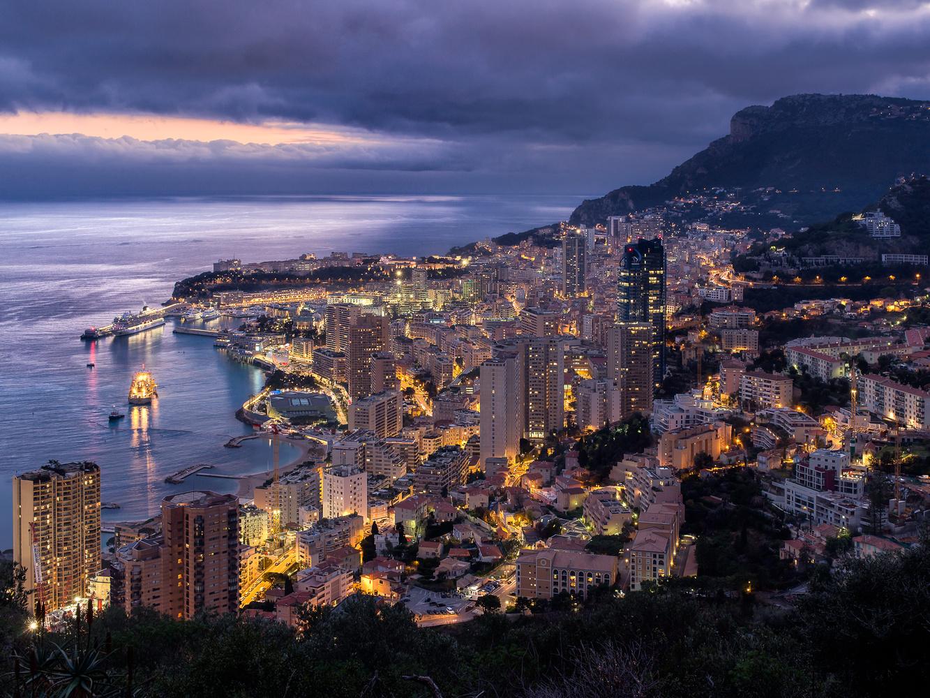 Monaco by Denis Degioanni