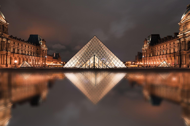 Pyramids by ARNAUD HUYGENS