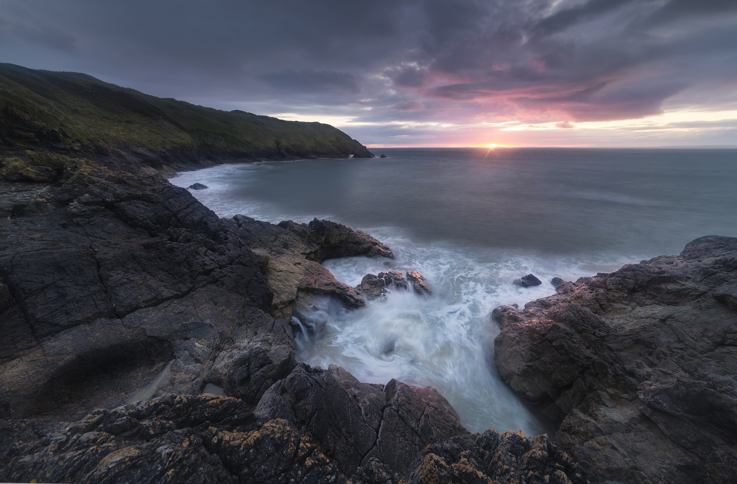 Blue Pool Bay by Jason Brown