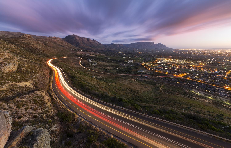 Ou Kaapse Weg by Jason Brown