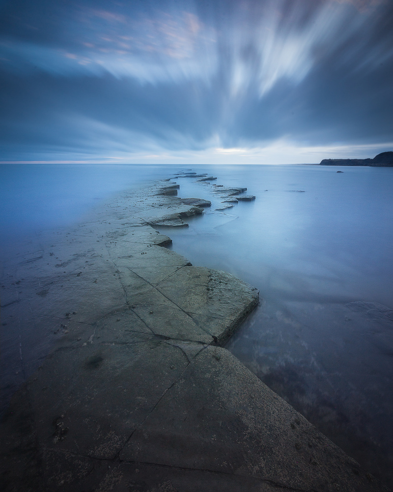 Kimmeridge Bay by Jason Brown