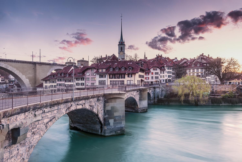 Bern, Switzerland by Leon Brouwer