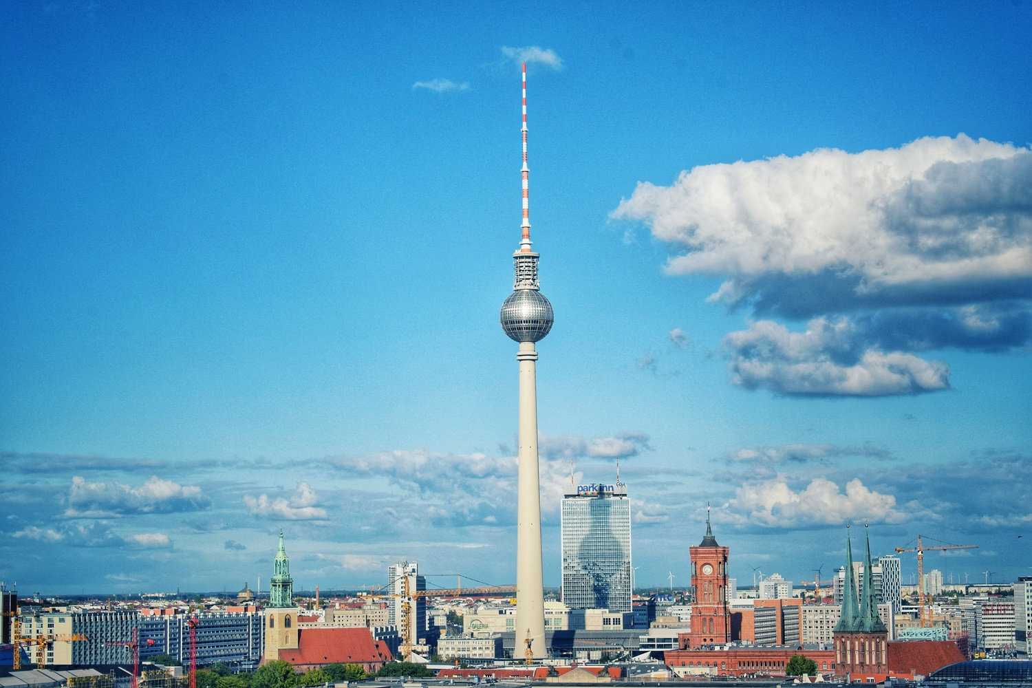Balcongraphy - TV Tower in a sunny day by Mo Moghaddas