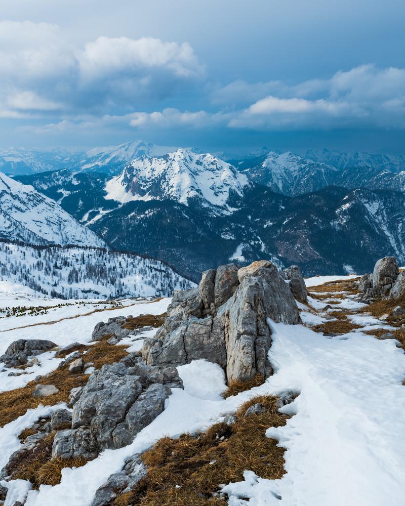 Dachstein, Austrian Alps by Mo Moghaddas