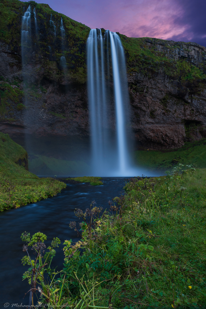 Seljalandsfoss, Iceland by Mo Moghaddas