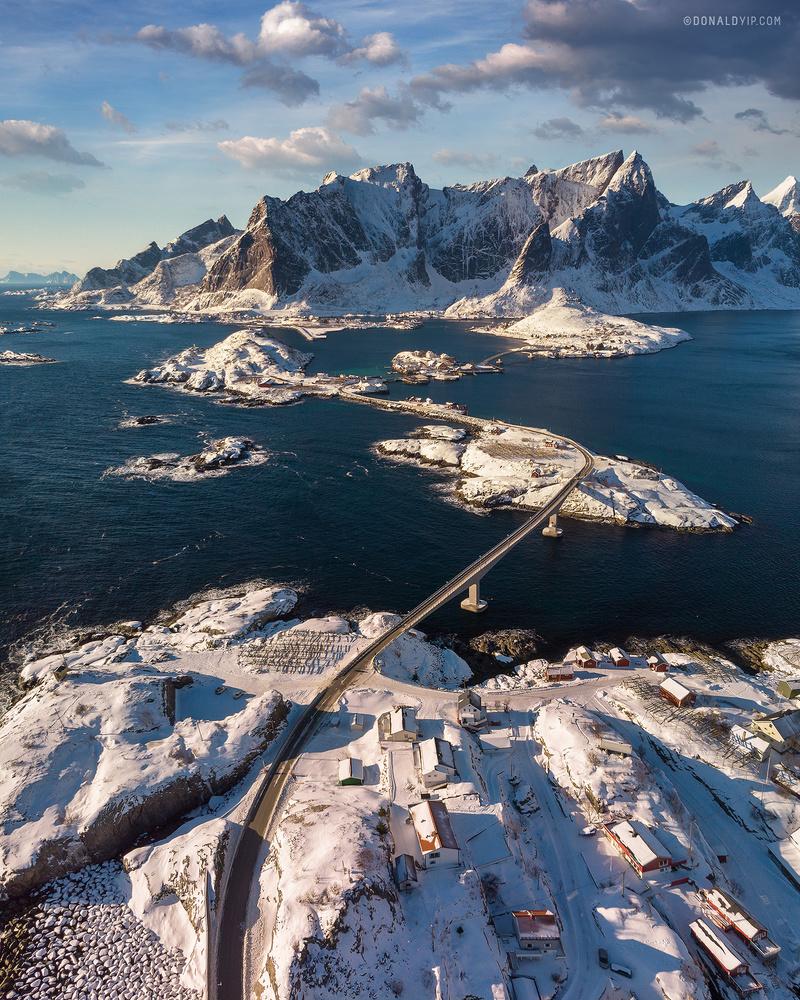 Lofoten Archipelago by Donald Yip