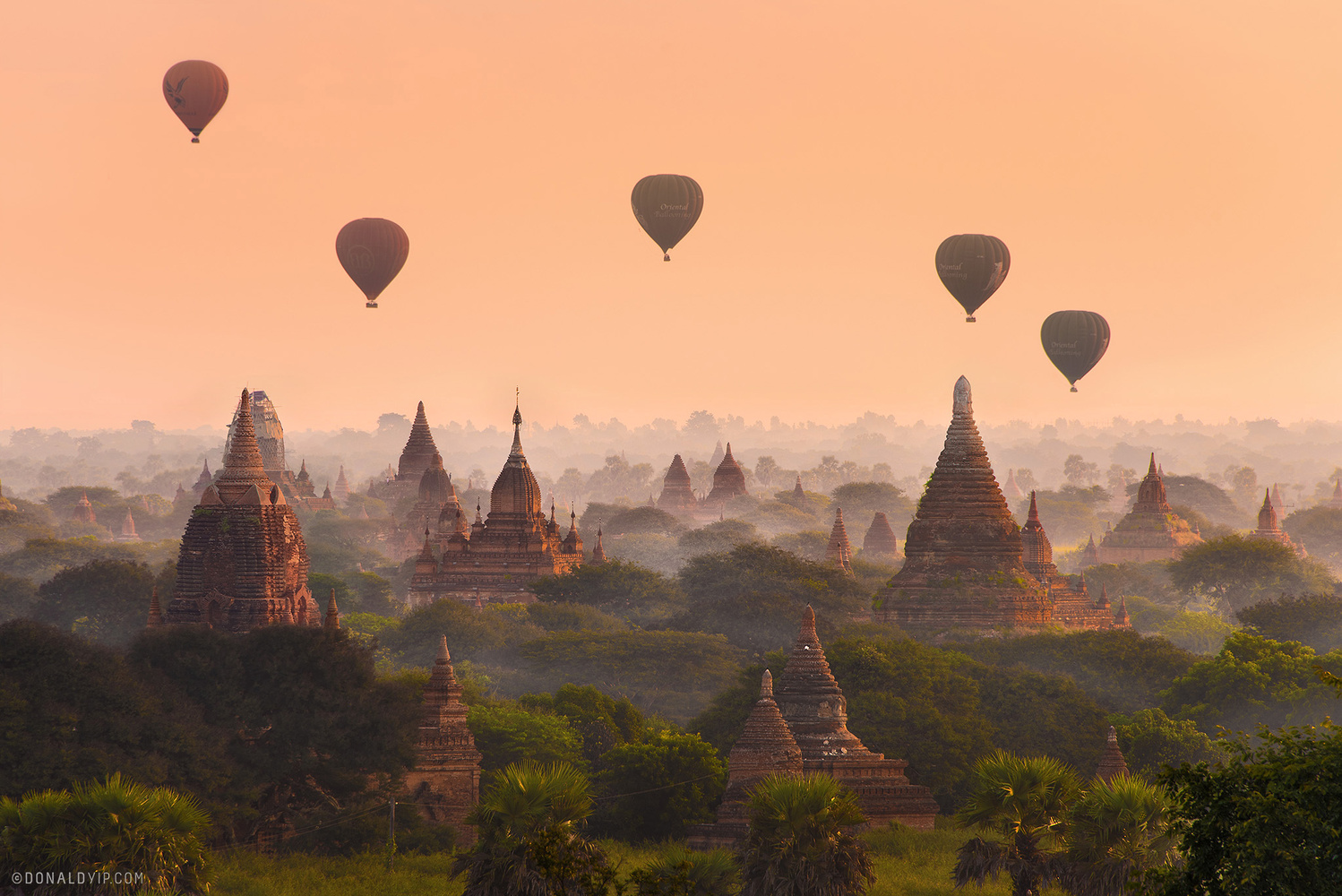Beyond Bagan - Myanmar by Donald Yip