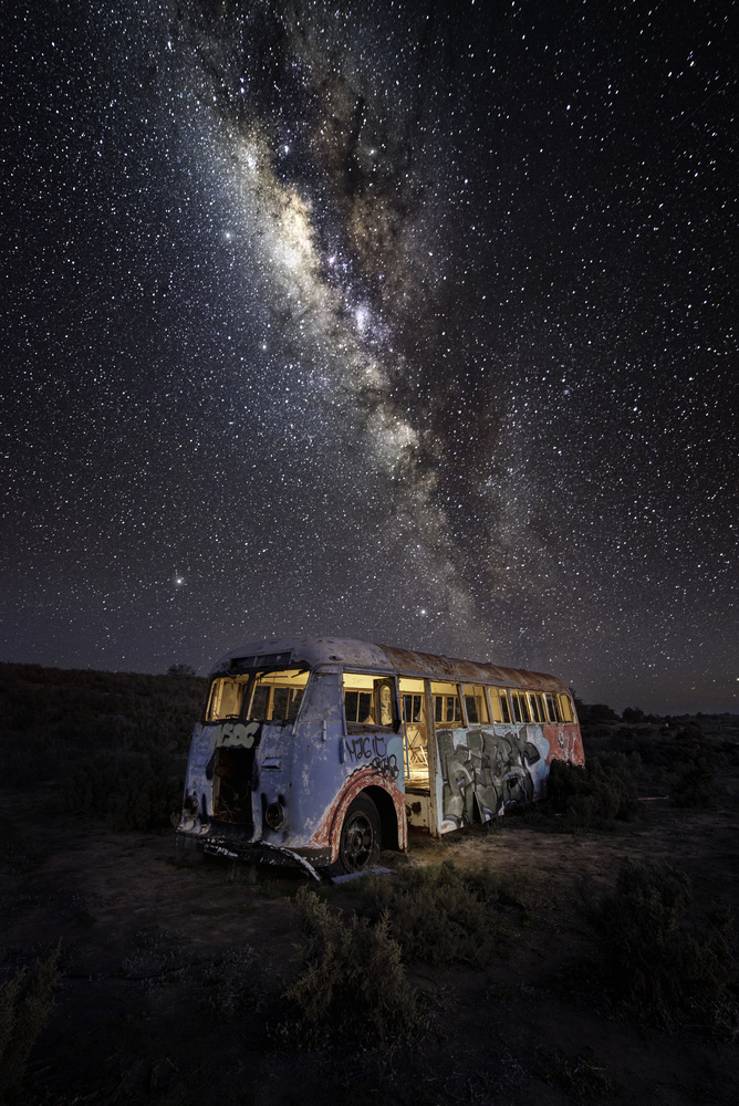 The Magic Bus by Donald Yip