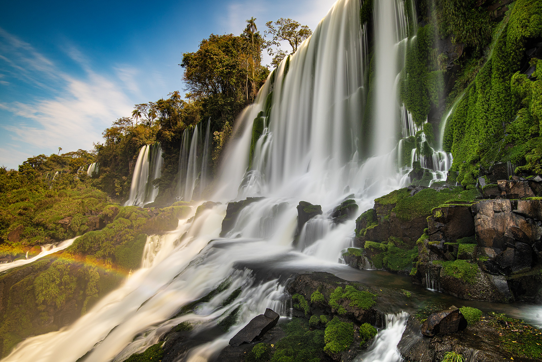 Incredible Iguazu by Donald Yip