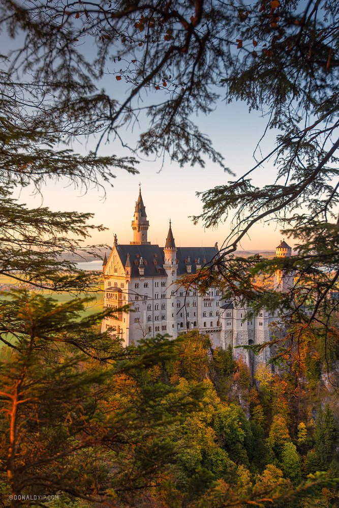 The Fairytale Castle by Donald Yip