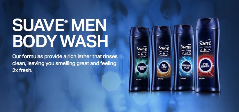 Suave Men Body Wash by Lyanlex Bernales