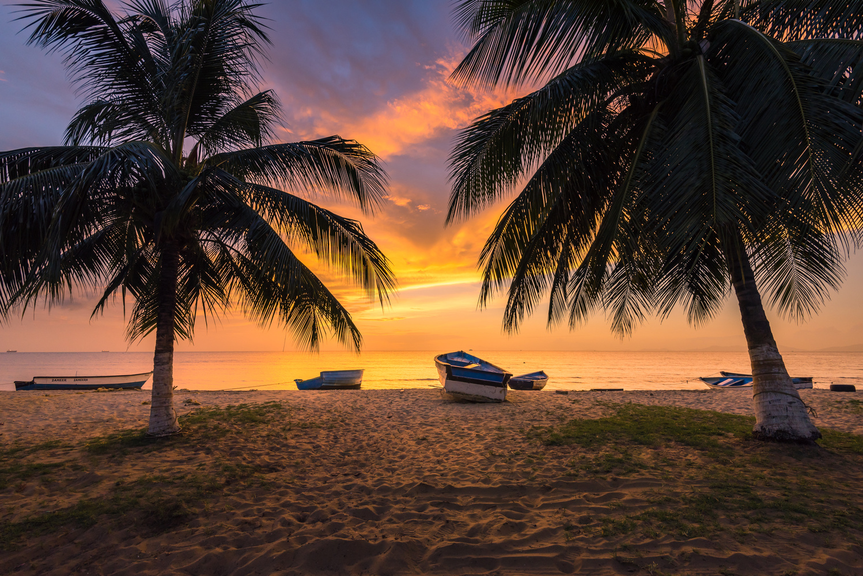 Island Paradise, Carli Bay by Ziad Joseph
