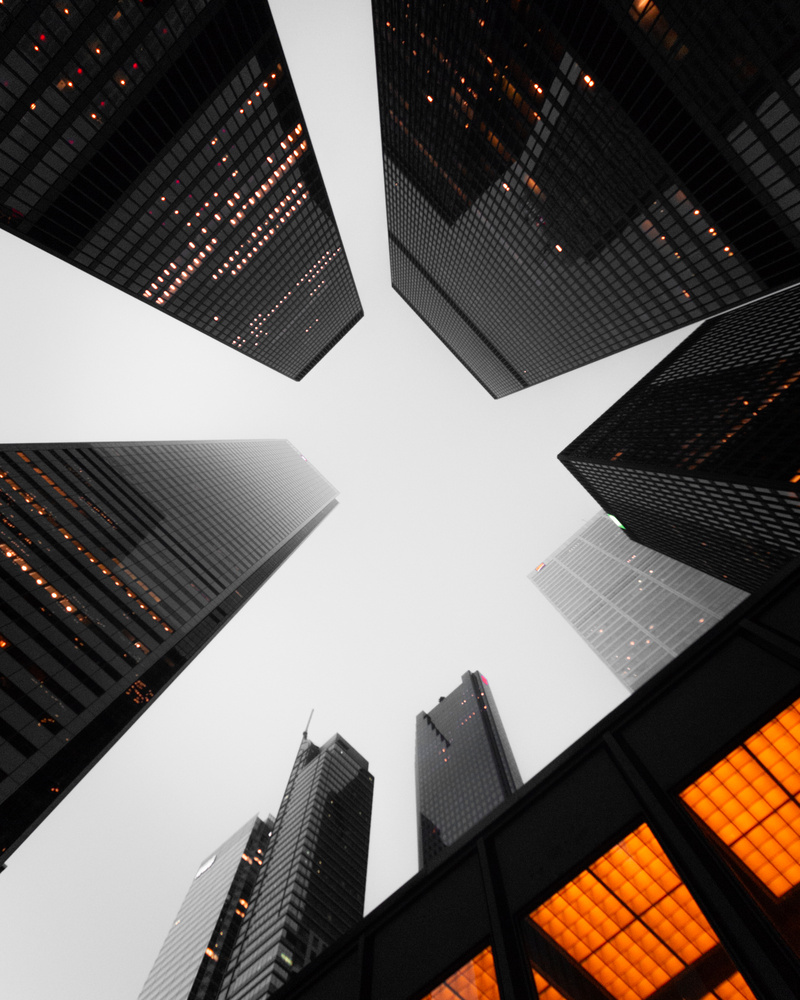 Look up by Marc-Olivier Jodoin