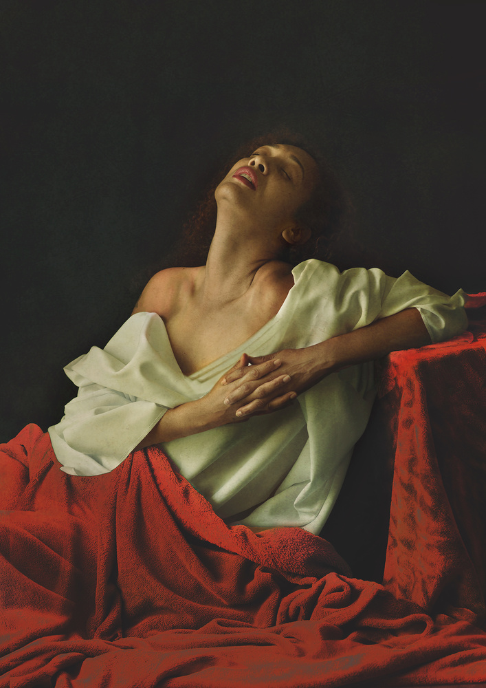 Mary in Ecstasy by Mary Bel