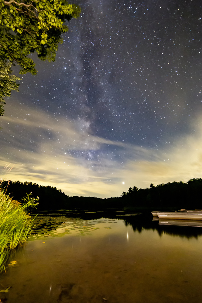 Sky Lake by Greg Milunich