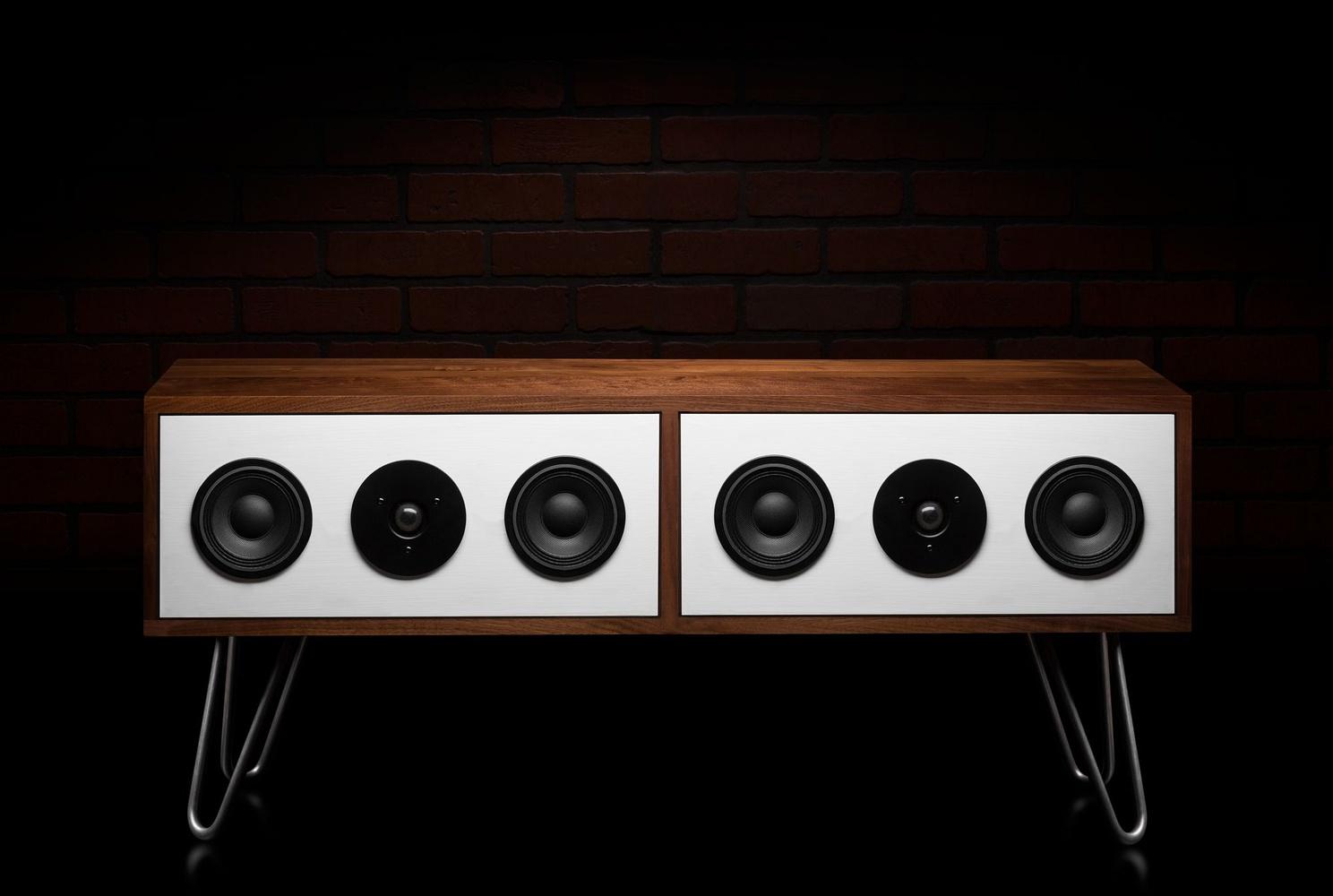 Hifi Hand Made Speaker by Vaclav Rus
