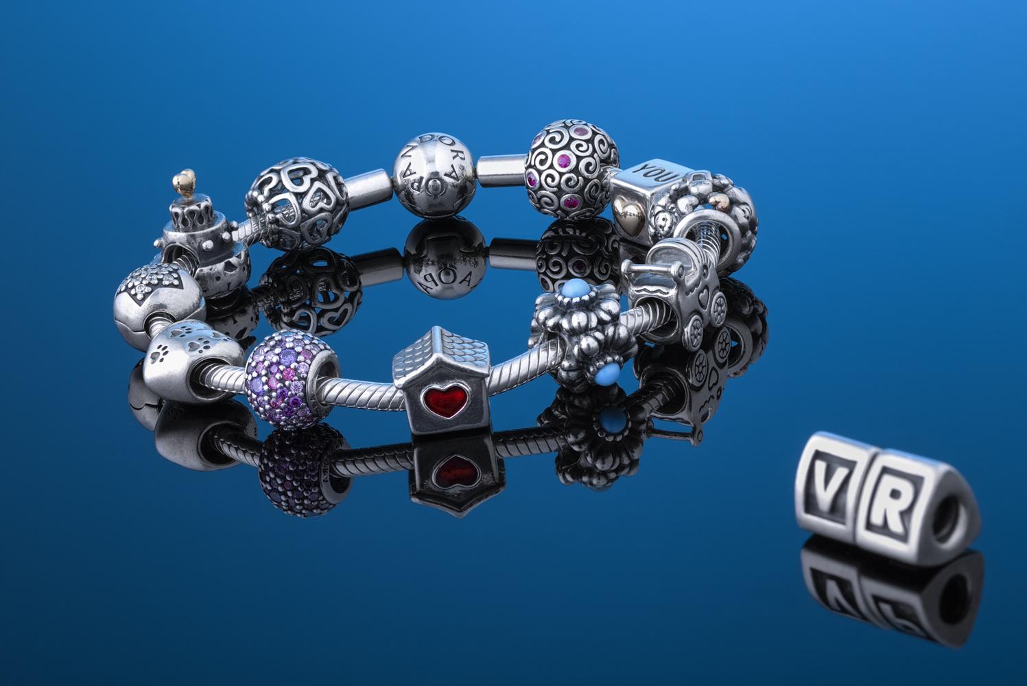 Pandora Charm Bracelet by Vaclav Rus