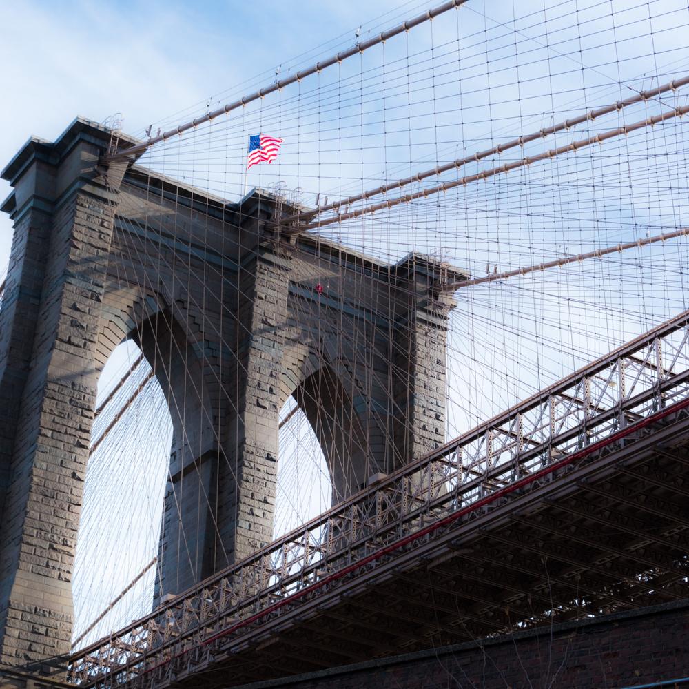Brooklyn Bridge by Henrik Forsting