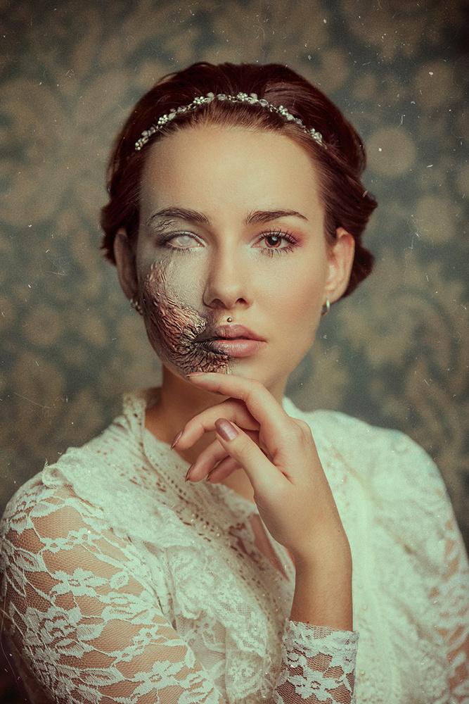 Dark beauty Magazine 2016 by Chris Panas