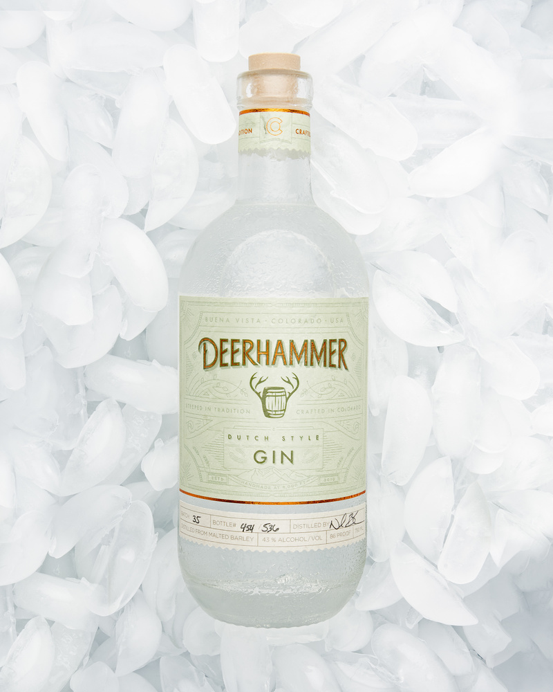 Deerhammer Gin by Derek Johnson