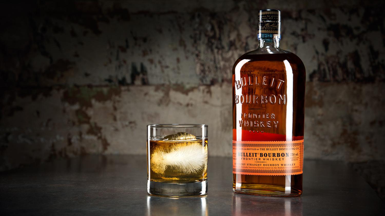 Bulleit Whiskey by Derek Johnson