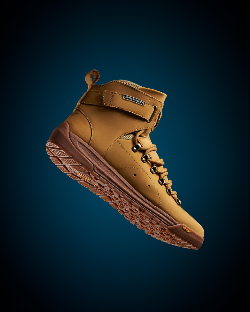 Creative Recreation Boots by Derek Johnson