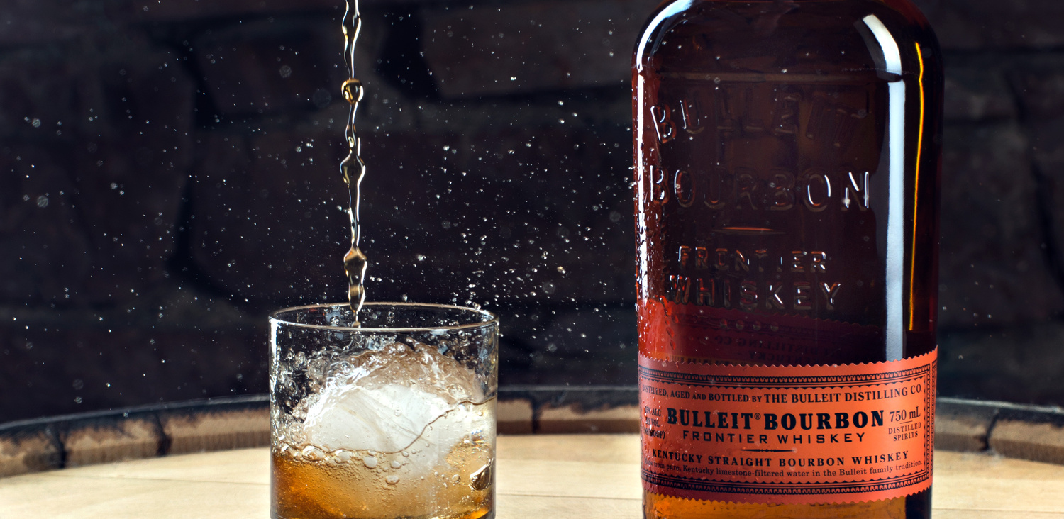 Bulleit Whiskey by Derek Johnson