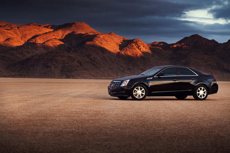 Cadillac CTS by Derek Johnson