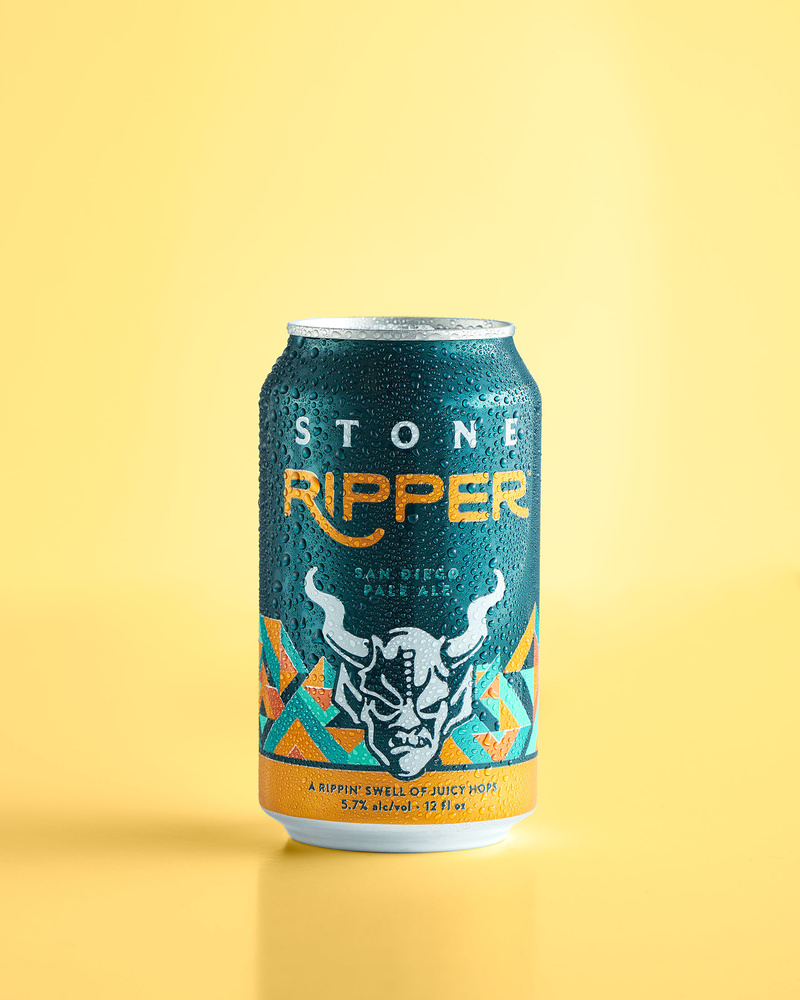 Stone Brewing Ripper by Derek Johnson