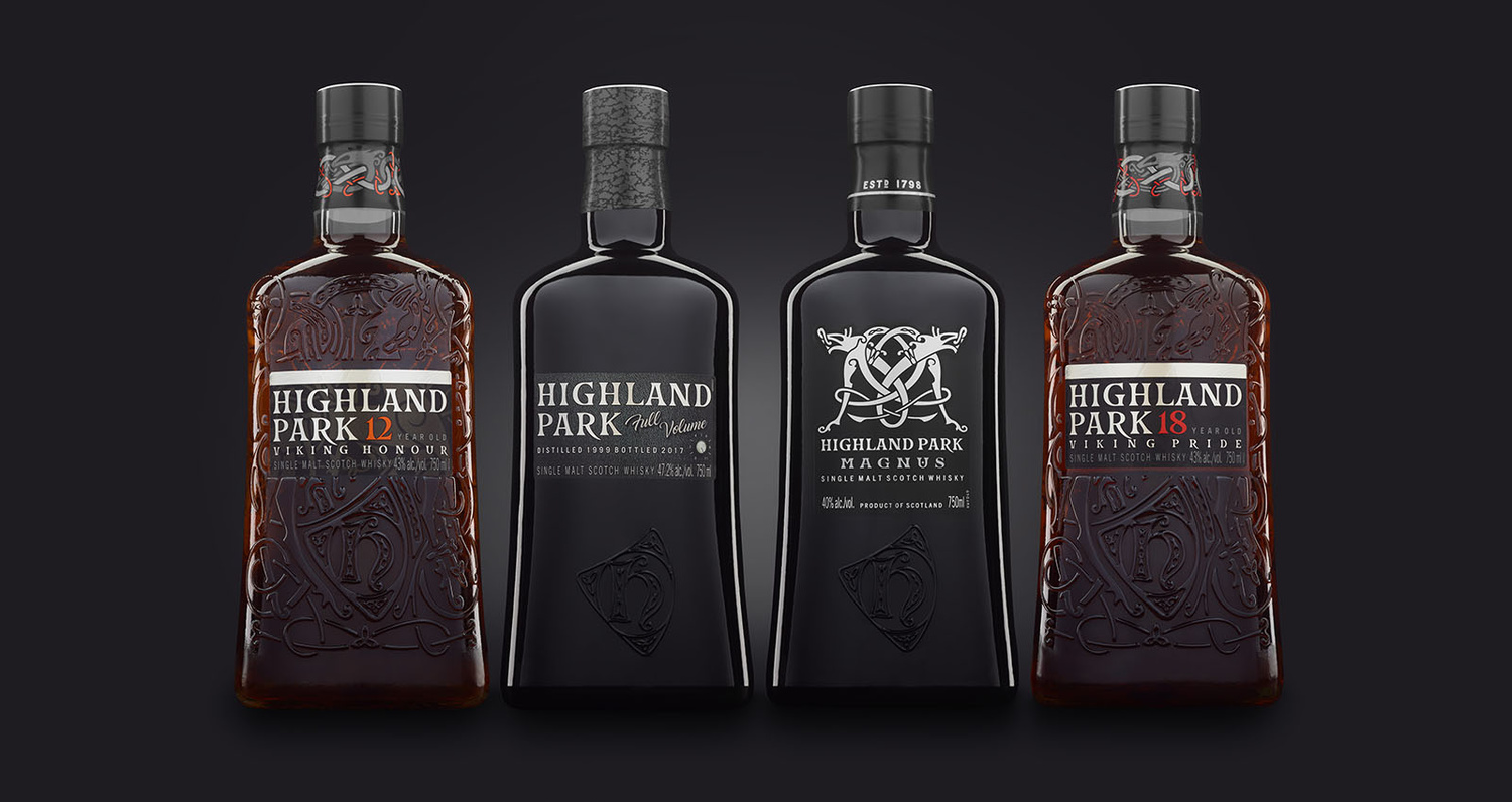 Highland Park Whisky by Derek Johnson