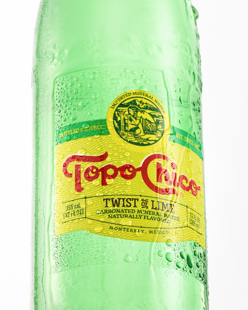 Topo Chico by Derek Johnson