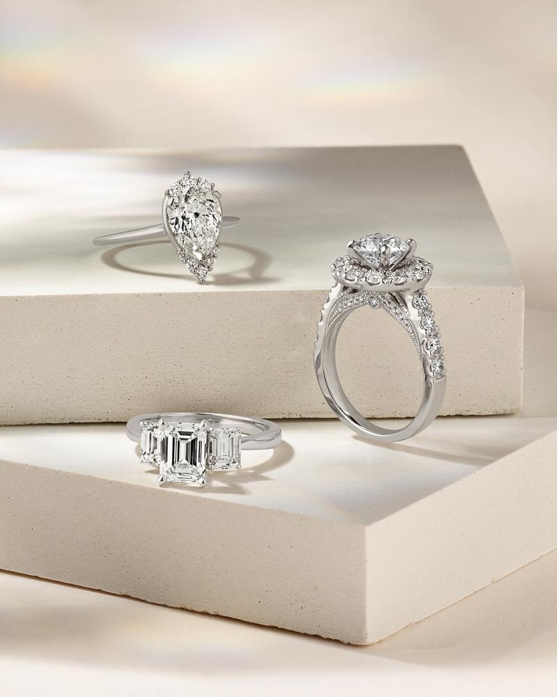 Bridal Rings for Shane Company by Derek Johnson