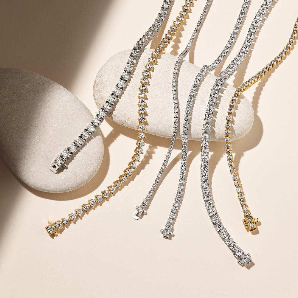Tennis Bracelets for Shane Company by Derek Johnson