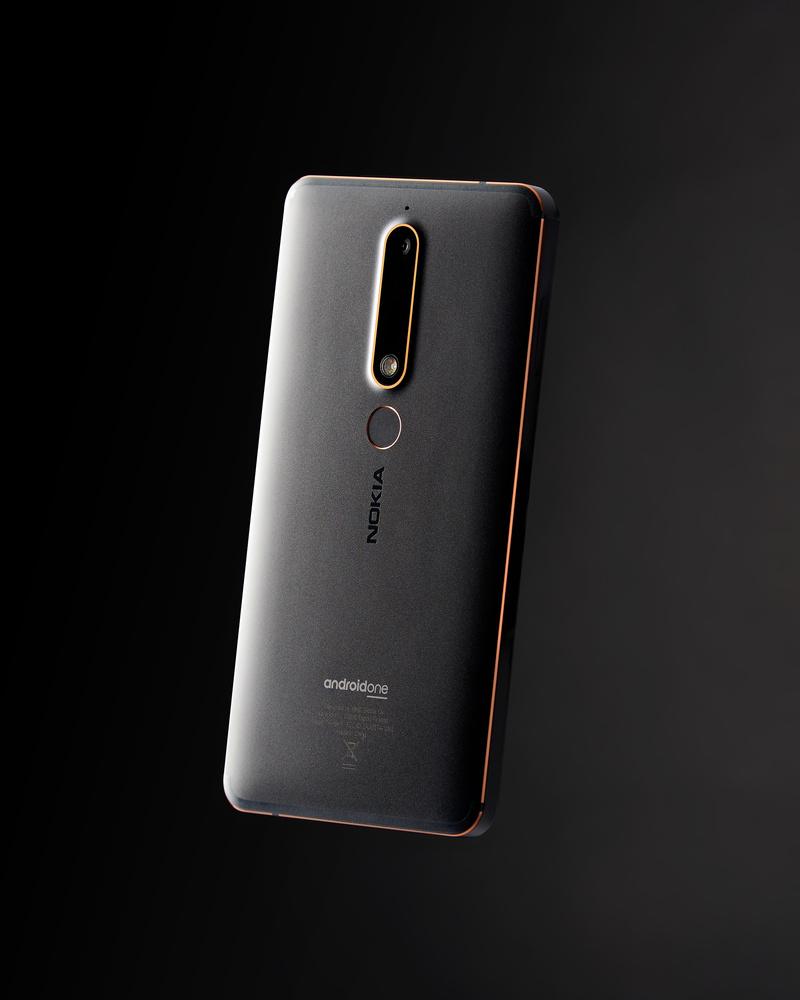 Nokia 6.1 by Derek Johnson